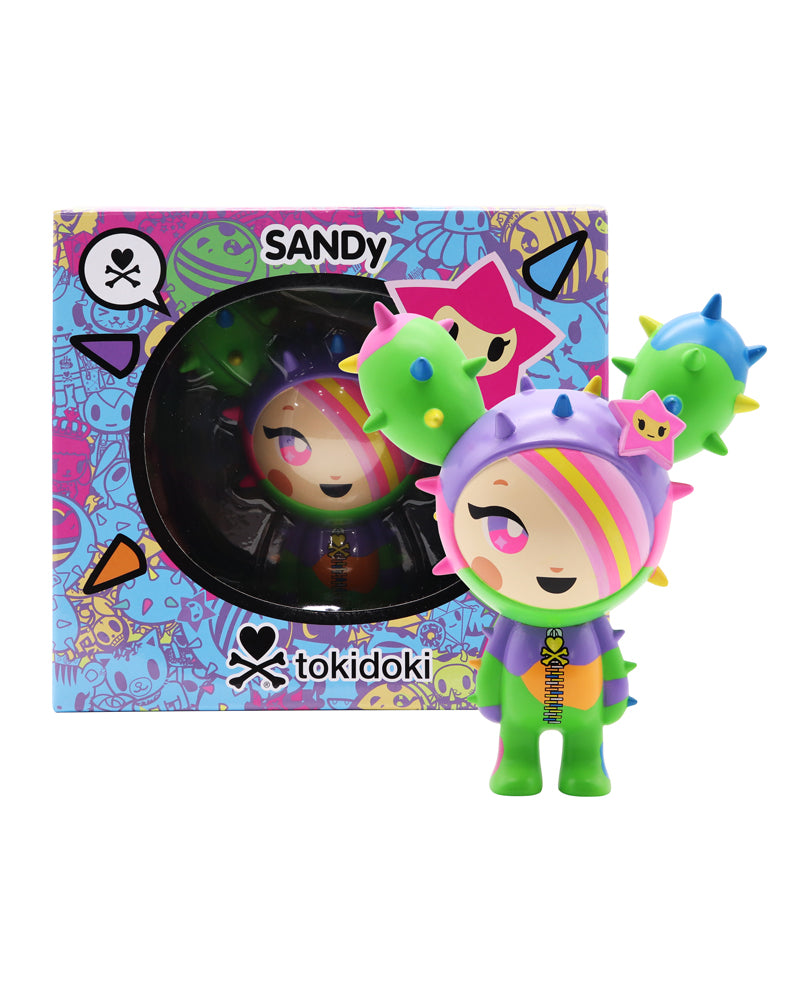 "SANDy 6"" Vinyl Packaging"