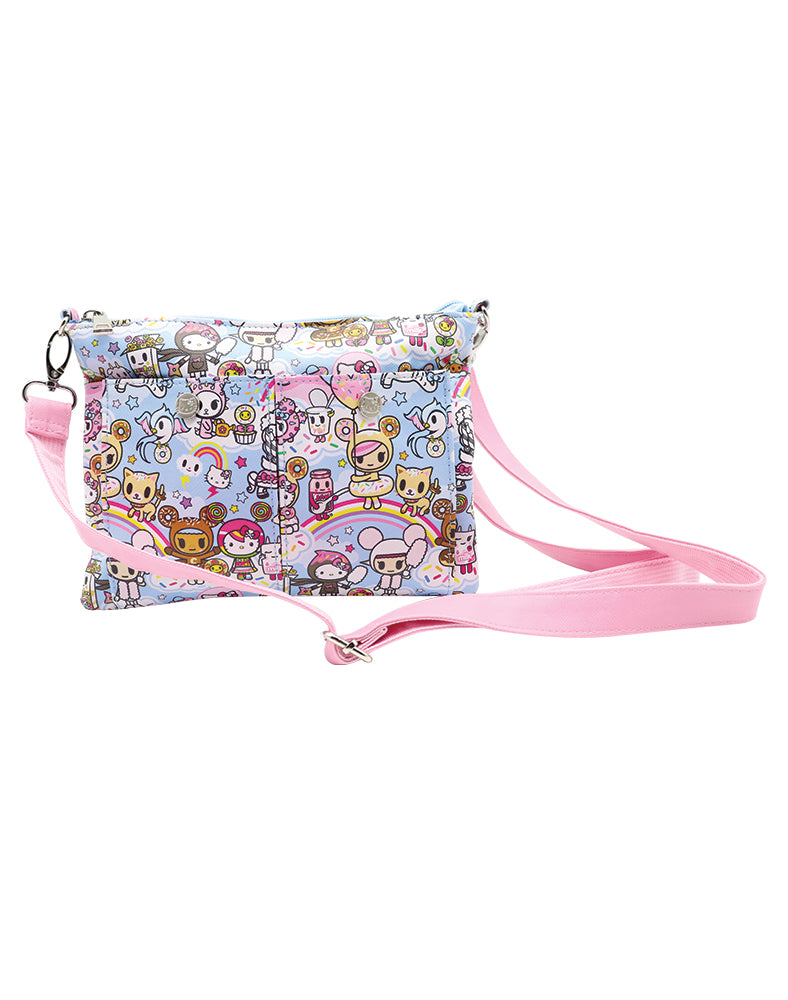 tokidoki x Hello Kitty Sky Blue Sacoche Bag
