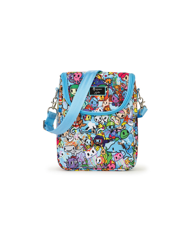 tokidoki x JuJuBe Be Cool Sea Amo 2.0 Front