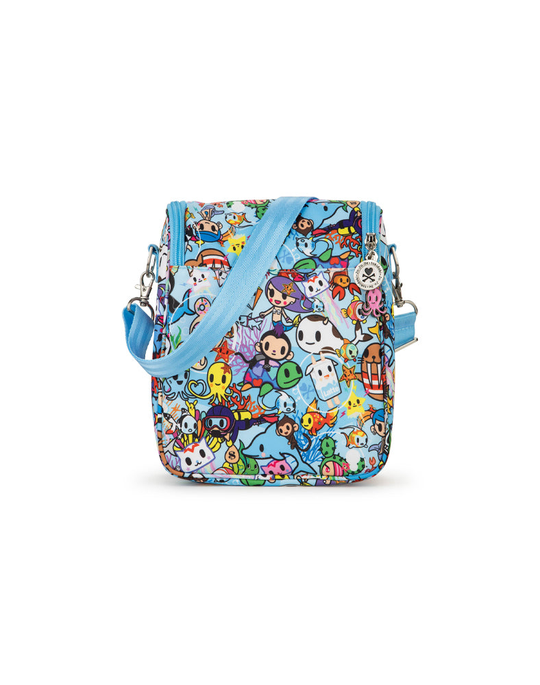 tokidoki x JuJuBe Be Cool Sea Amo 2.0 Back