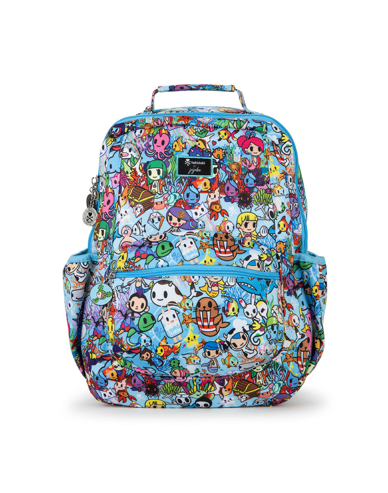 tokidoki x JuJuBe Be Packed Sea Amo 2.0 Front