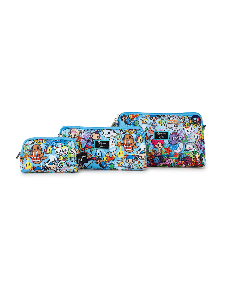 tokidoki x JuJuBe Be Set Sea Amo 2.0 Front