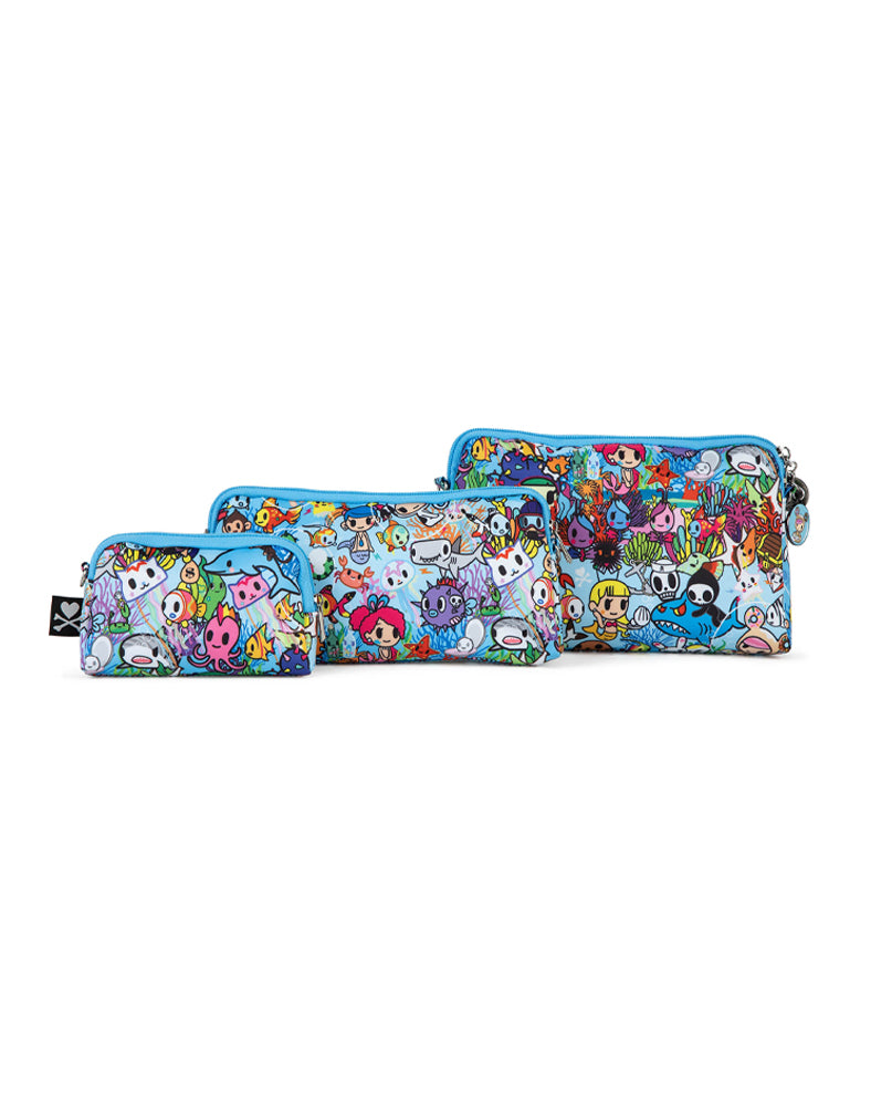 tokidoki x JuJuBe Be Set Sea Amo 2.0 Back