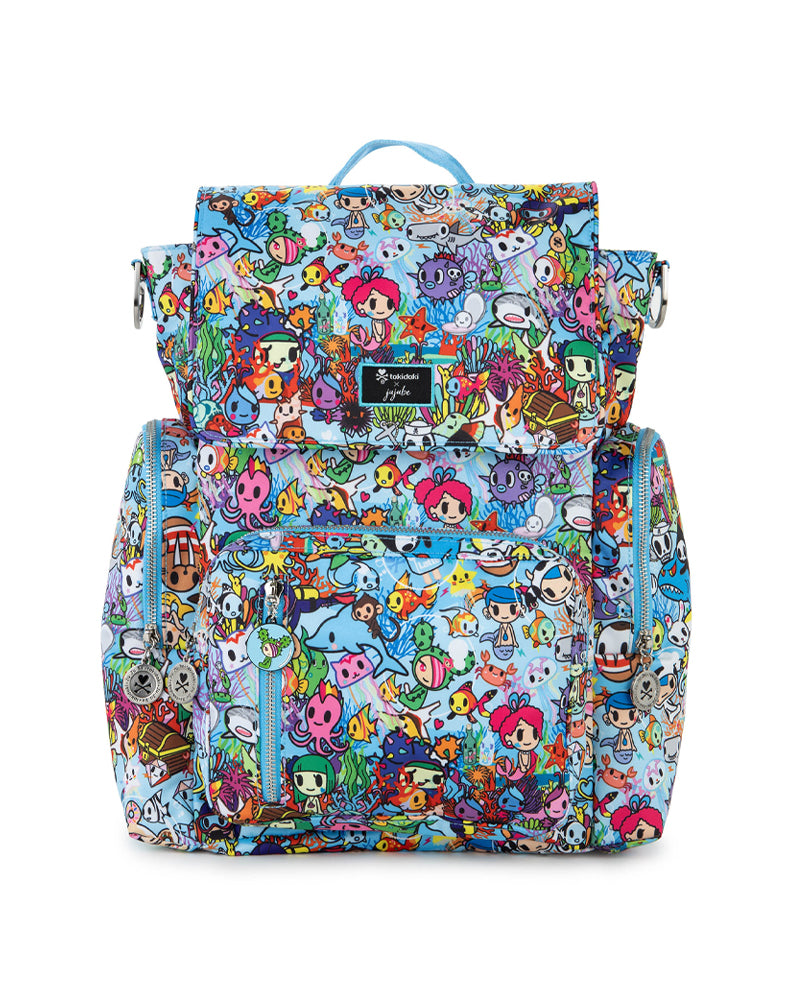 tokidoki x JuJuBe Be Sporty Sea Amo 2.0 Front