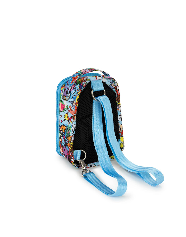 tokidoki x JuJuBe Mini BRB Sea Amo 2.0 Back