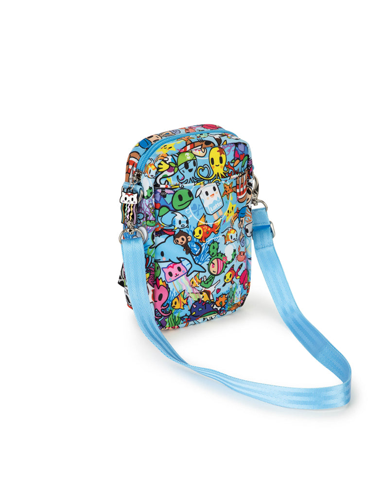 tokidoki x JuJuBe Mini Helix Sea Amo 2.0 Back