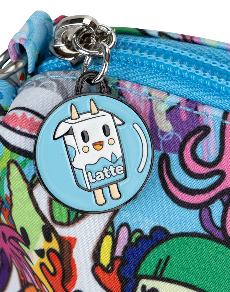 tokidoki x JuJuBe Zipper Pull Blind Box Sea Amo 2.0 Latte