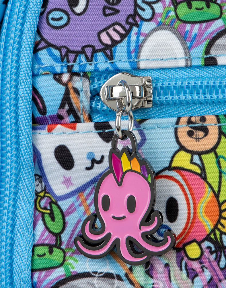 tokidoki x JuJuBe Zipper Pull Blind Box Sea Amo 2.0 Octopus