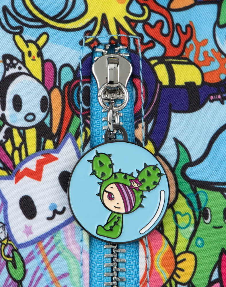 tokidoki x JuJuBe Zipper Pull Blind Box Sea Amo 2.0 SANDy