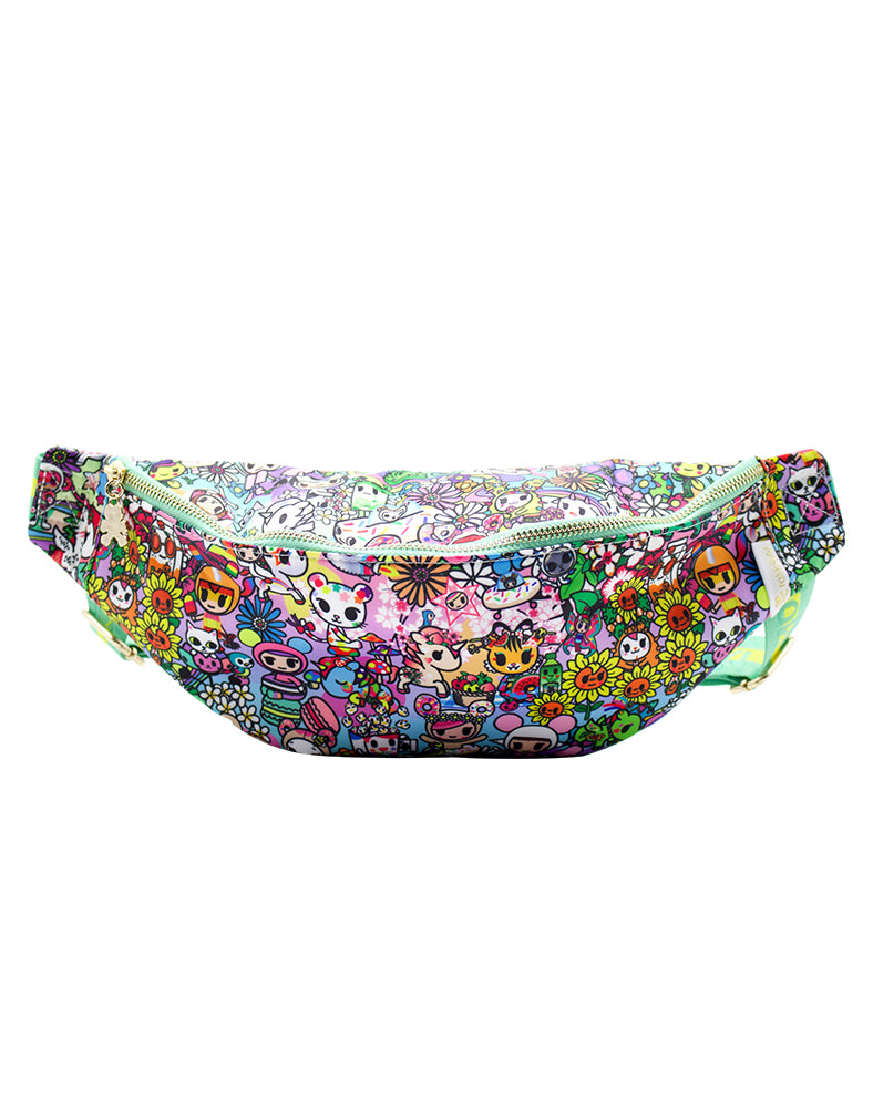 tokidoki Flower Power Sling Bag Front