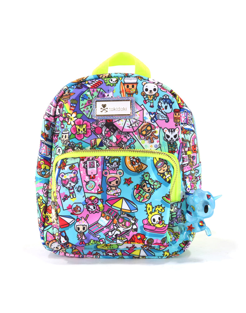 Pool Party Mini Backpack Front