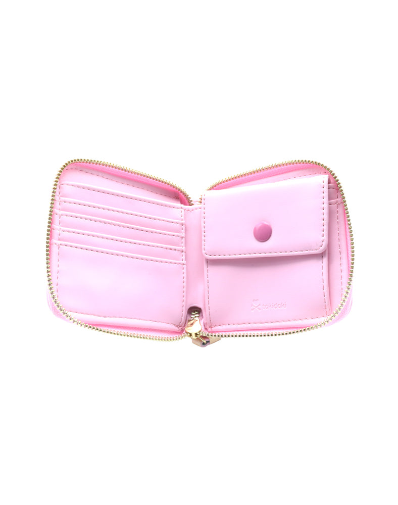 Toki Takeout Small Zip Around Wallet Inside
