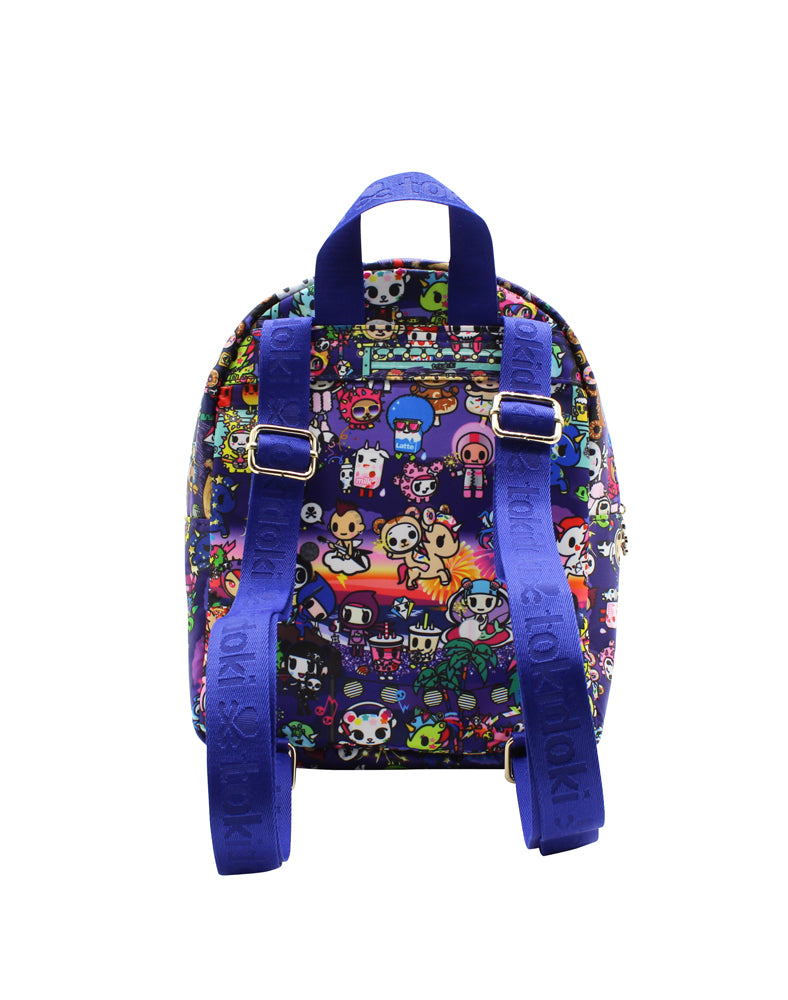 TokiFesta Mini Backpack Back