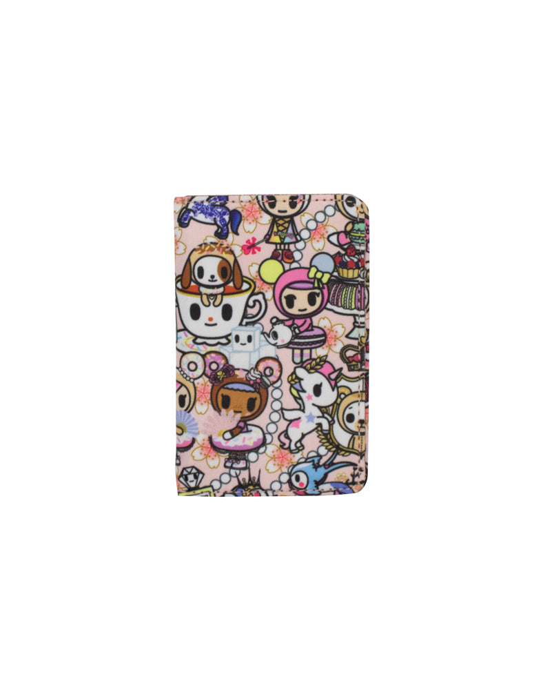 Kawaii Confections Small Fold Wallet