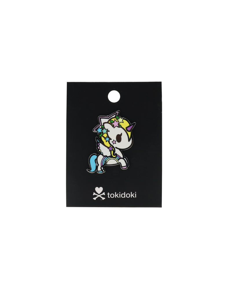 tokidoki Star Fairy Unicorno Enamel Pin Backing