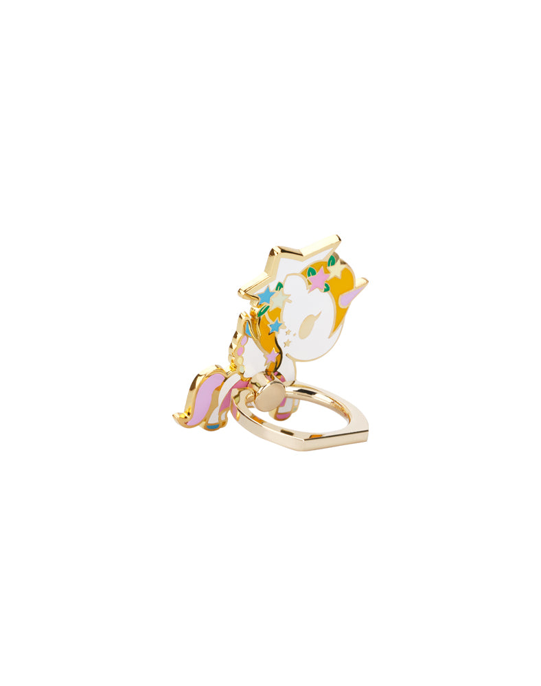 Star Fairy Unicorno Phone Ring Side View