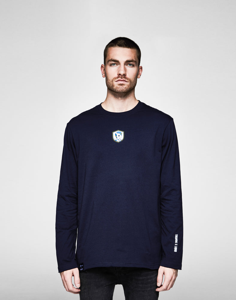 tokidoki x Team Liquid Crest Long Sleeve Tee (Unisex) M Model