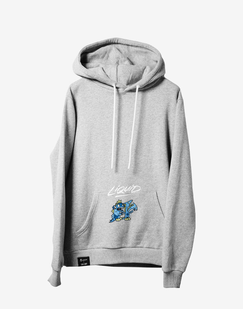 tokidoki x Team Liquid Dragon Gamers Hoodie (Unisex) Front
