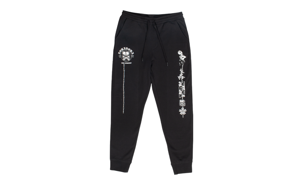 TKDK Wired Unisex Jogger Pants Hero