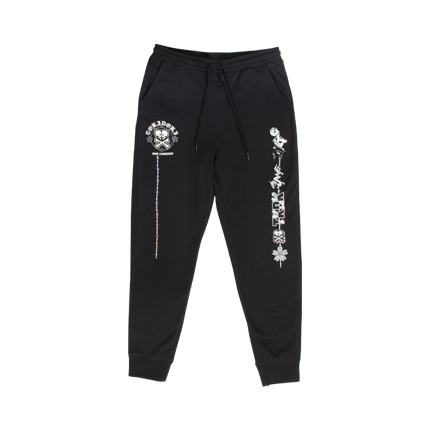 TKDK Wired Unisex Jogger Pants Single