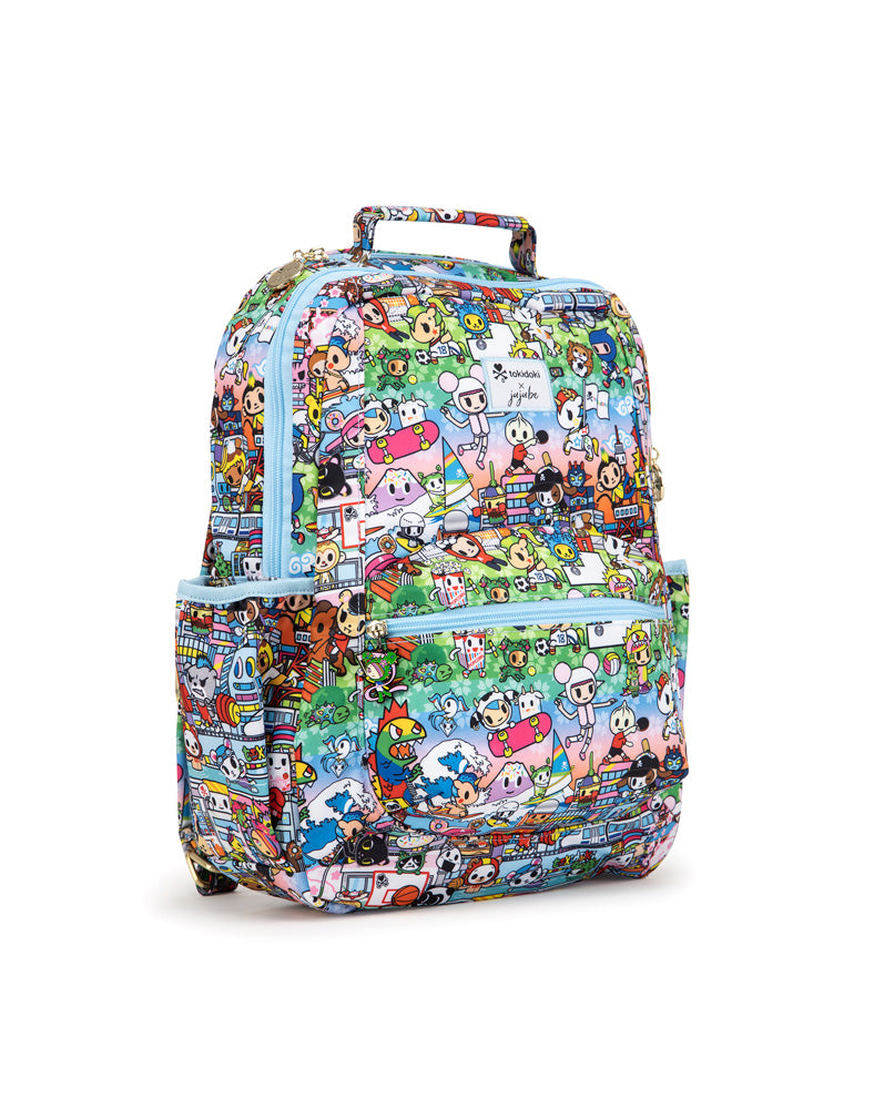 tokidoki x JuJuBe Be Packed Team Toki Angle