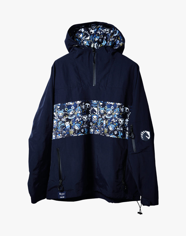 tokidoki x Team Liquid Anorak Jacket (Unisex)