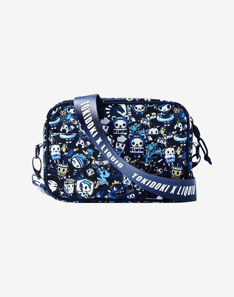tokidoki x Team Liquid Crossbody