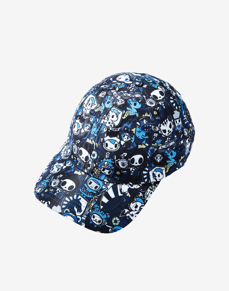 tokidoki x Team Liquid Dad Hat