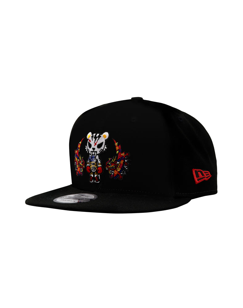 tokidoki-Con Boxing Tiger Snapback Side View