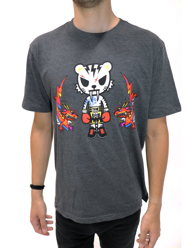 tokidoki-Con Tiger Fighter Tee
