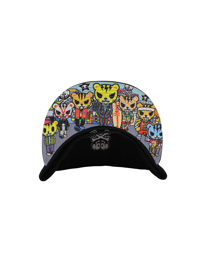 tokidoki-Con Tiger Nation Snapback
