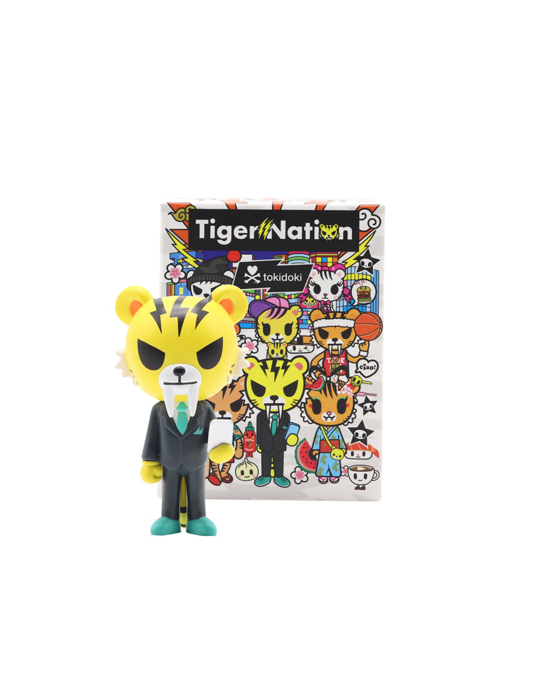 Tiger Nation Blind Box