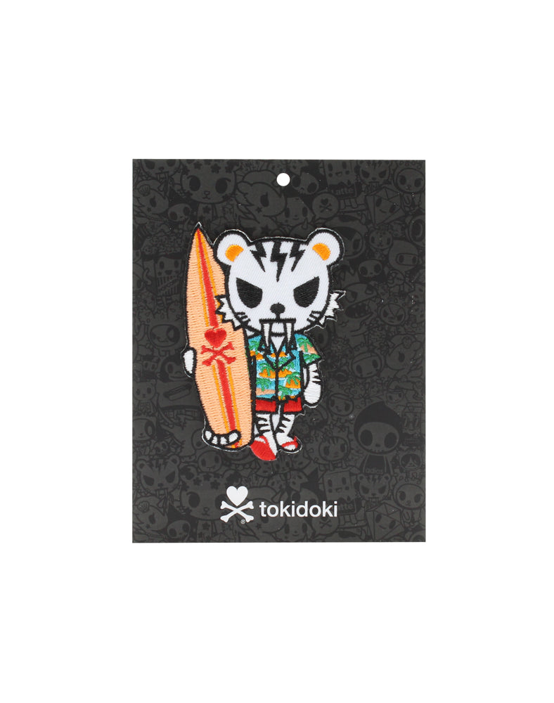 tokidoki-Con Tiger Wave Patch