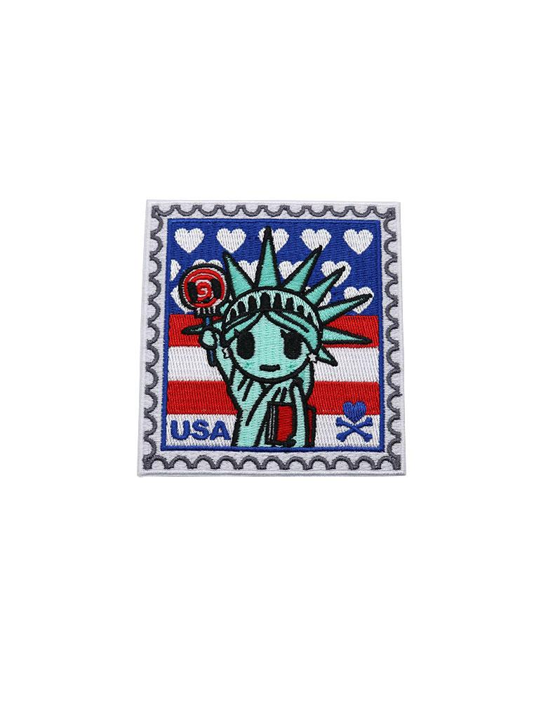 Travel USA Iron-on Patch