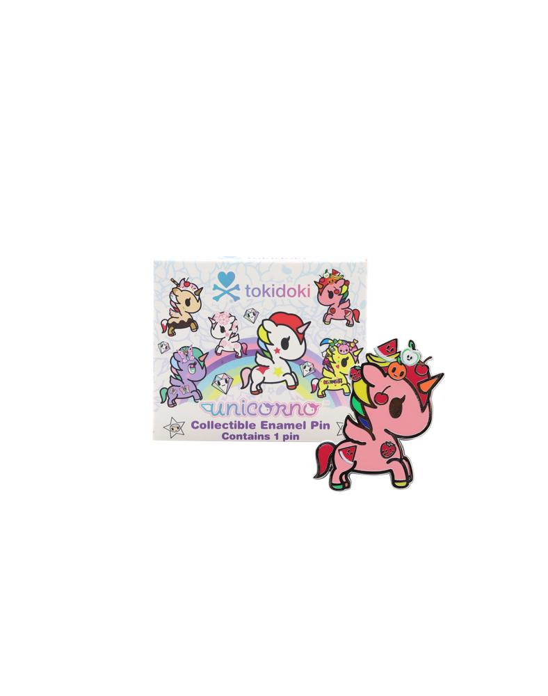 Unicorno Collectible Enamel Pin Blind Box