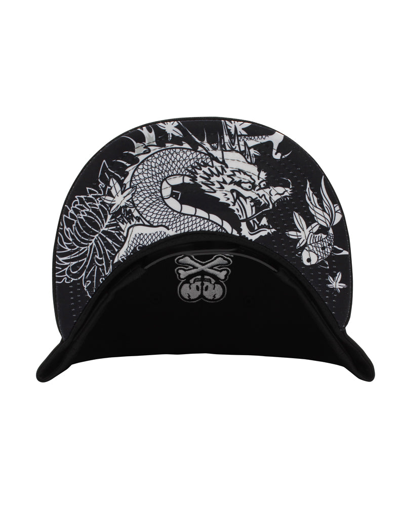 White Dragon Snapback
