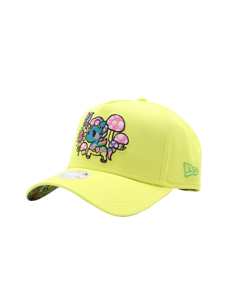 Wonderland Women's Snapback Side View