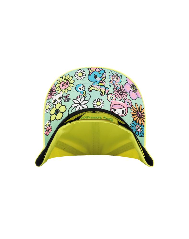 Wonderland Women's Snapback Under Brim