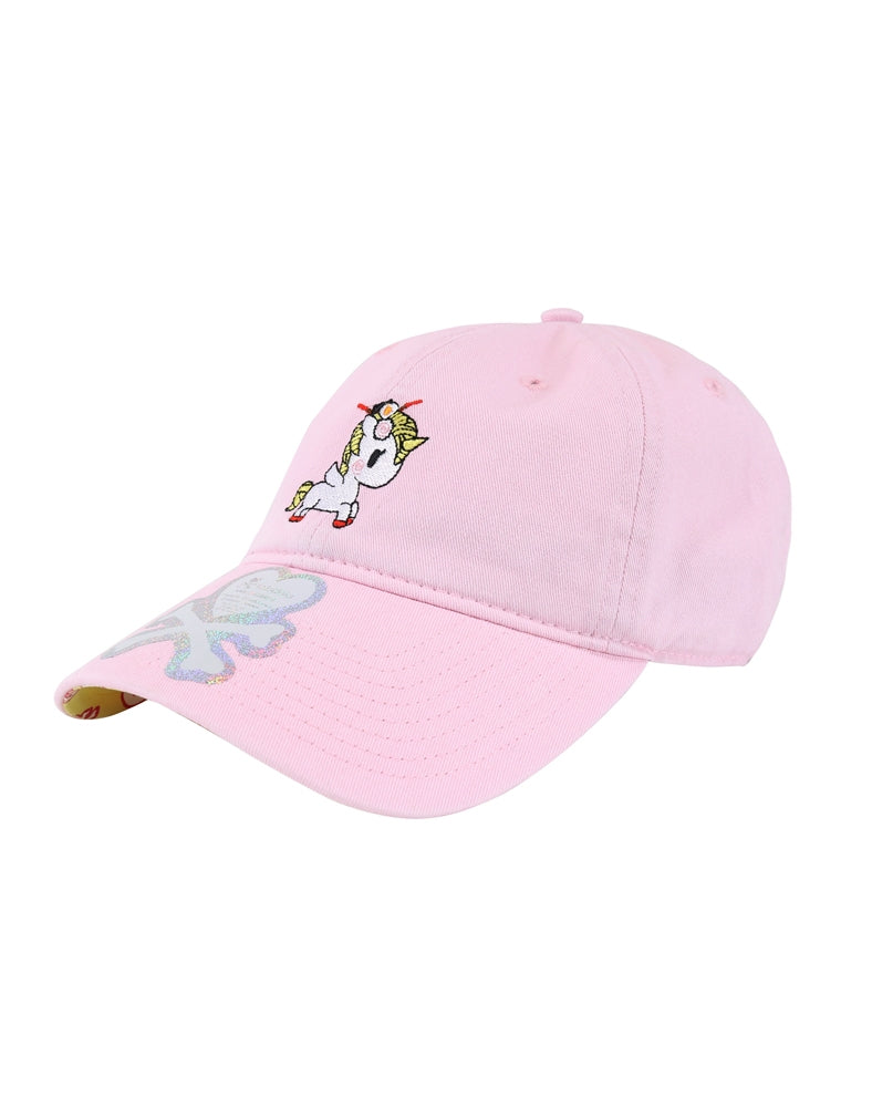 Ramen Women's Adjustable Dad Hat front side