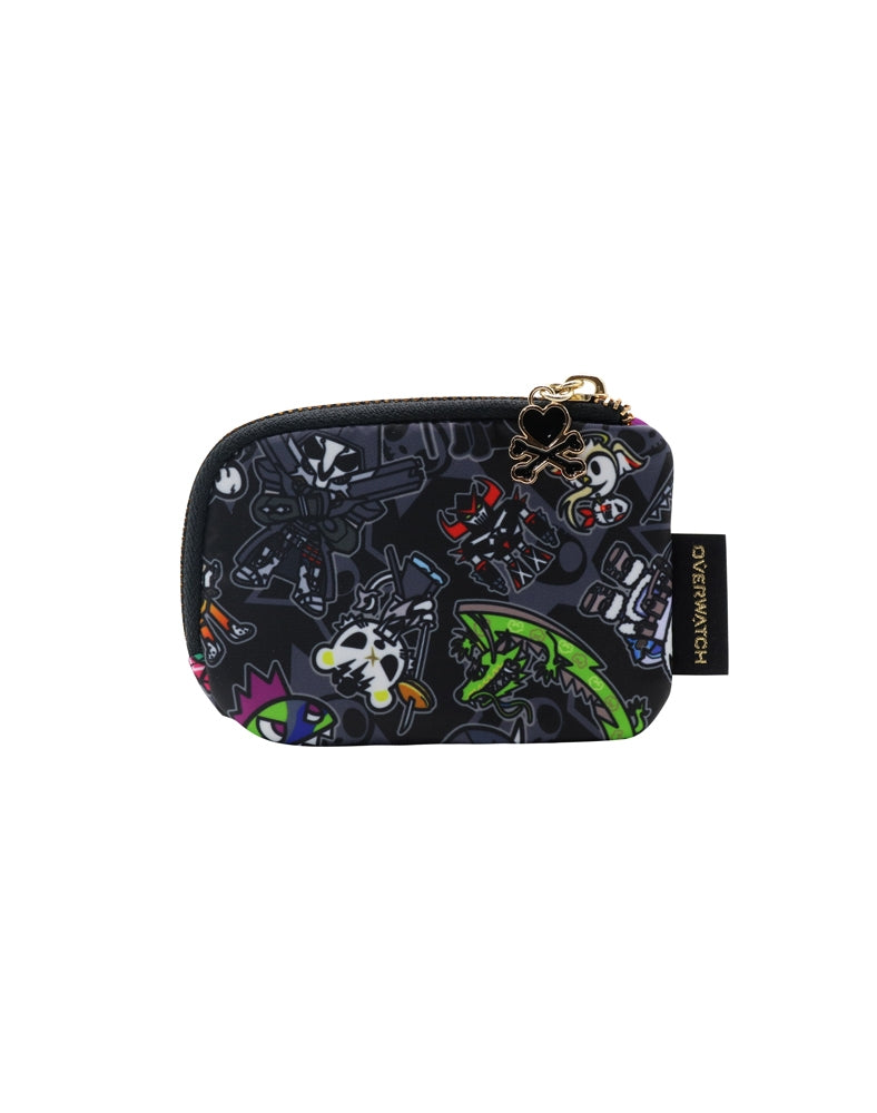 tokidoki x Overwatch Coin Purse back
