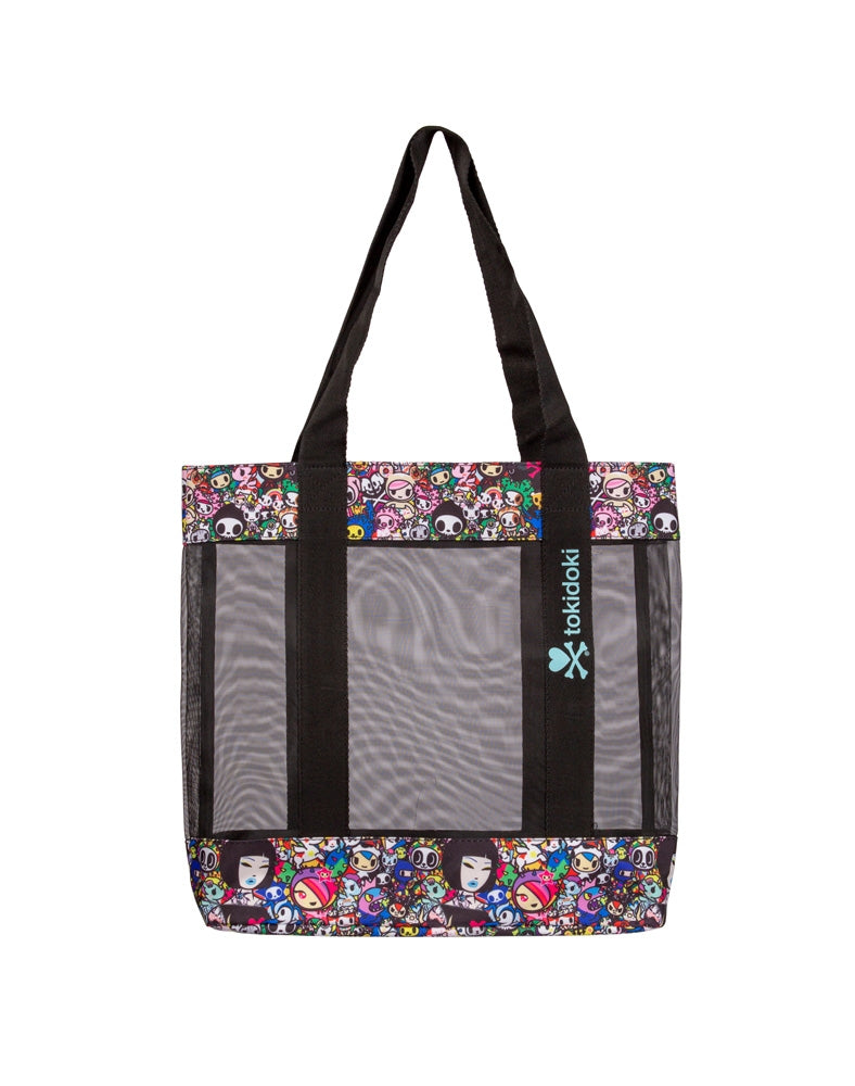 tokidoki All Stars Mesh Sports Tote