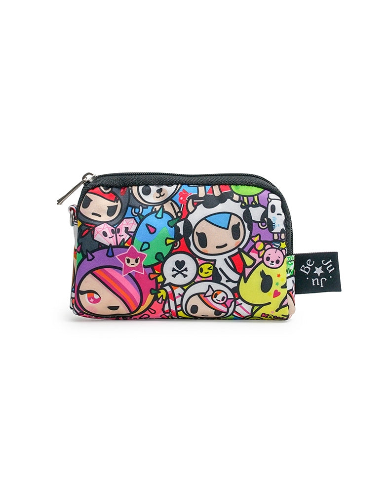 tokidoki x Ju-Ju-Be Be Set Iconic 2.0 small pouch
