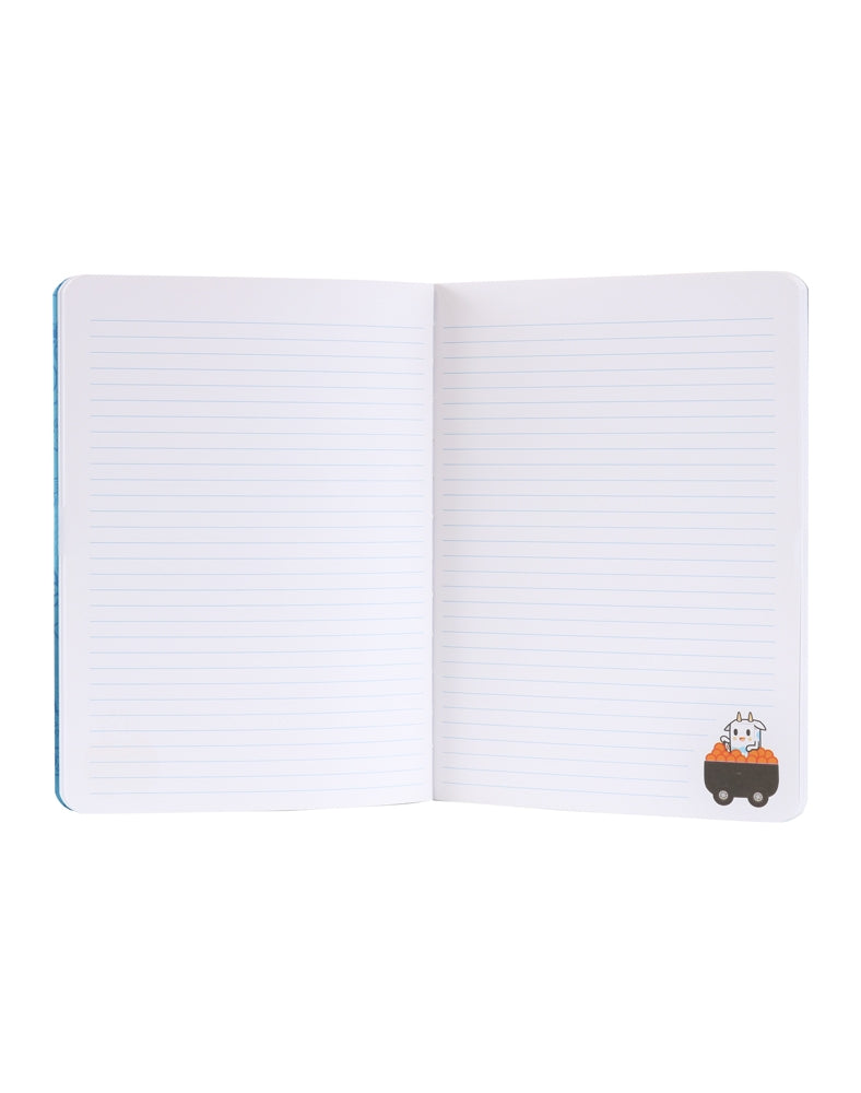tokidoki City Soft Cover Notebook inside