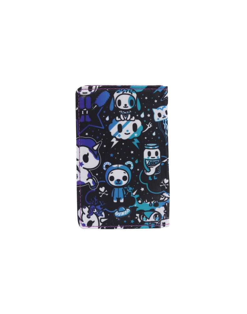 Galactic Dreams Small Bifold Wallet back