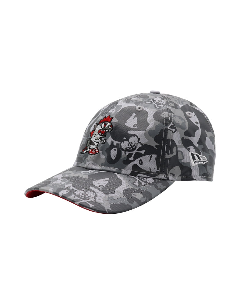 Kaiju Camo Pop Hat front side