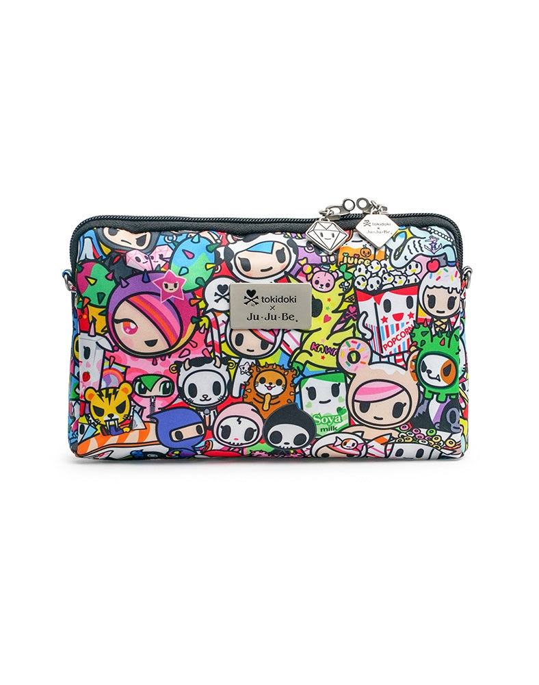 tokidoki x Ju-Ju-Be Be Set Iconic 2.0 large pouch