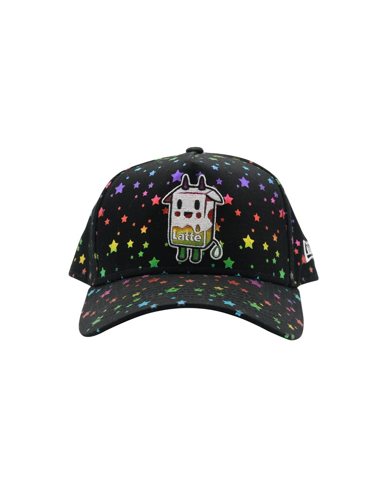 Latte Star Women's Snapback front