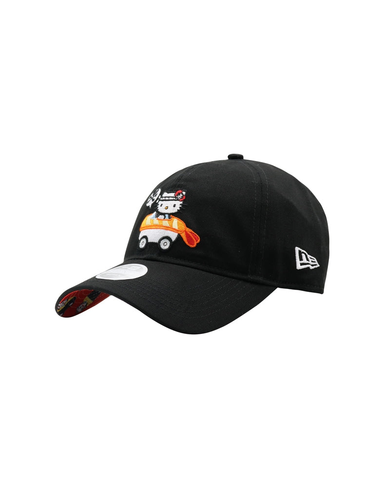 tokidoki x Hello Kitty Sushi Car Women's Adjustable Dad Hat front side