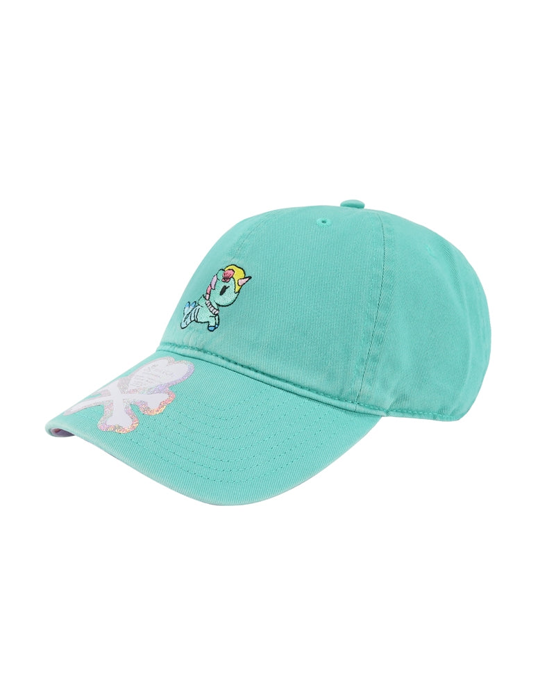 Sirena Women's Adjustable Dad Hat front side