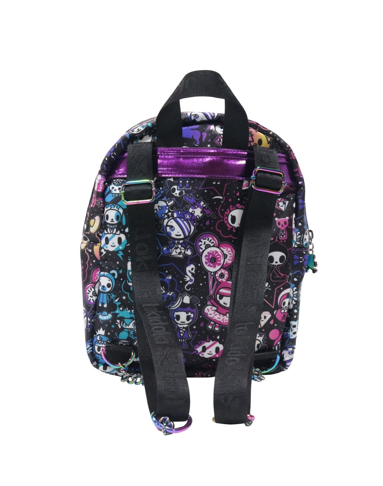 Galactic Dreams Mini Backpack back
